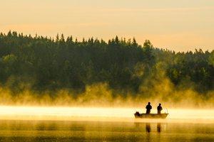 Geführte Angeltouren in Schweden mit Angelführer und Fanggarantie.