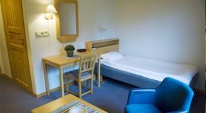 Das Bed & Breakfast Brovillan verfügt über 10 gemütliche Zimmer.