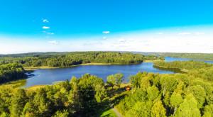 Der Badeplatz mit Sauna und Boot der zu unserem Schweden Ferienhaus gehört.