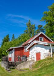 ferienhaus am see bunn in schweden gr nna sm land schweden. Black Bedroom Furniture Sets. Home Design Ideas