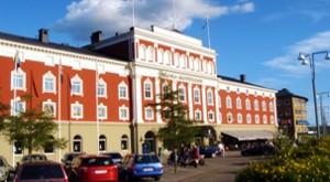 Elite Stora Hotellet in Jönköping am Vättern See