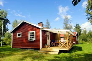 Ferienhaus in Schweden am See für Urlaub mit Hund in Schweden