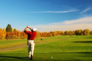 Golf in Jönköping - mehr als 9 Golfplätze laden zum Golf spielen ein.
